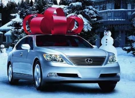Christmas-Lexus