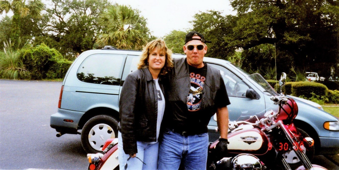 Me & Fred, Harley Rally 2