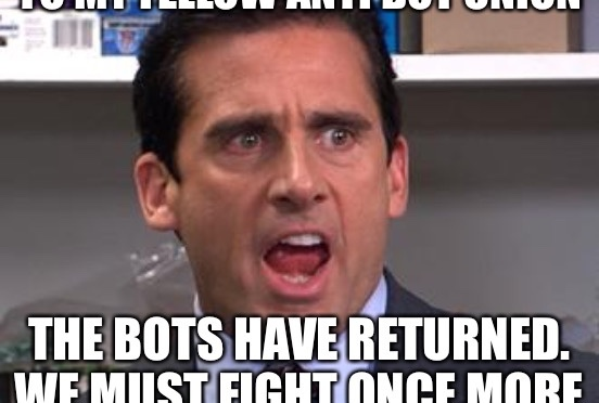 Will the real bot please stand up…