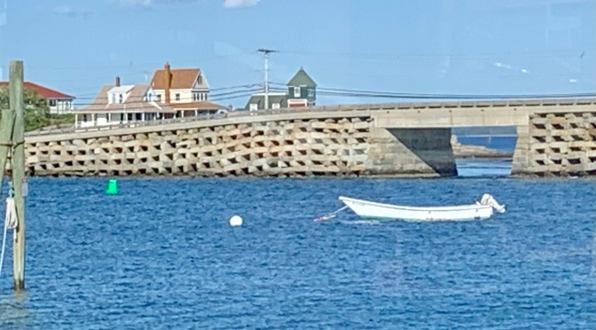 The Cribstone Bridge