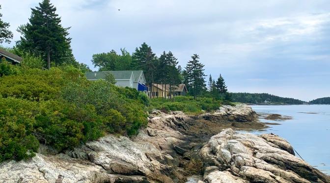Sebasco Resort, Phippsburg, Maine